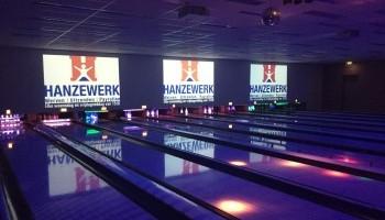 Het 3 jaar bestaan in oktober 2015 Hanzewerk groot gevierd bij Heeren van Stael in Lelystad